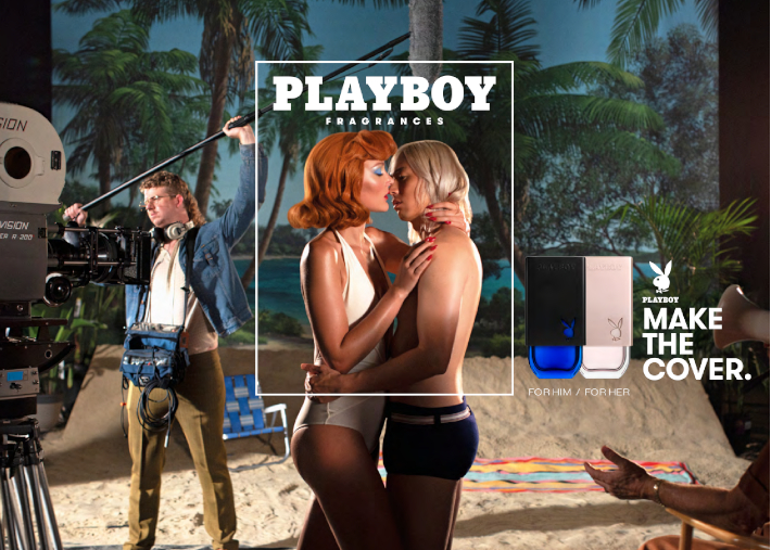 Playboy Make The Cover