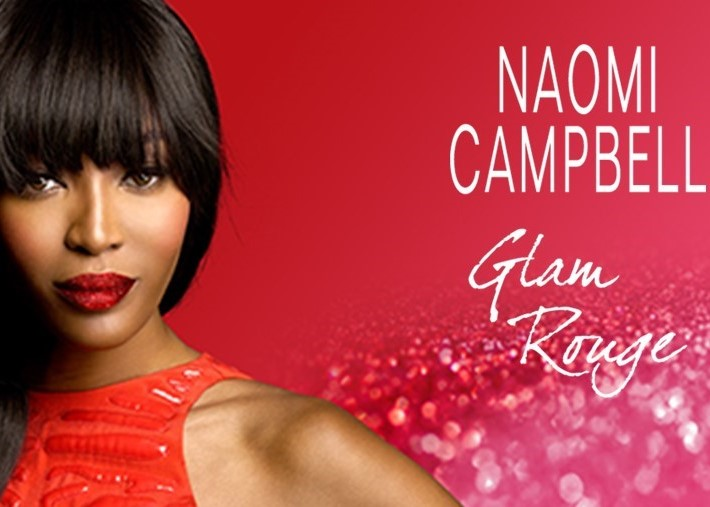 Naomi Campbell Glam Rouge